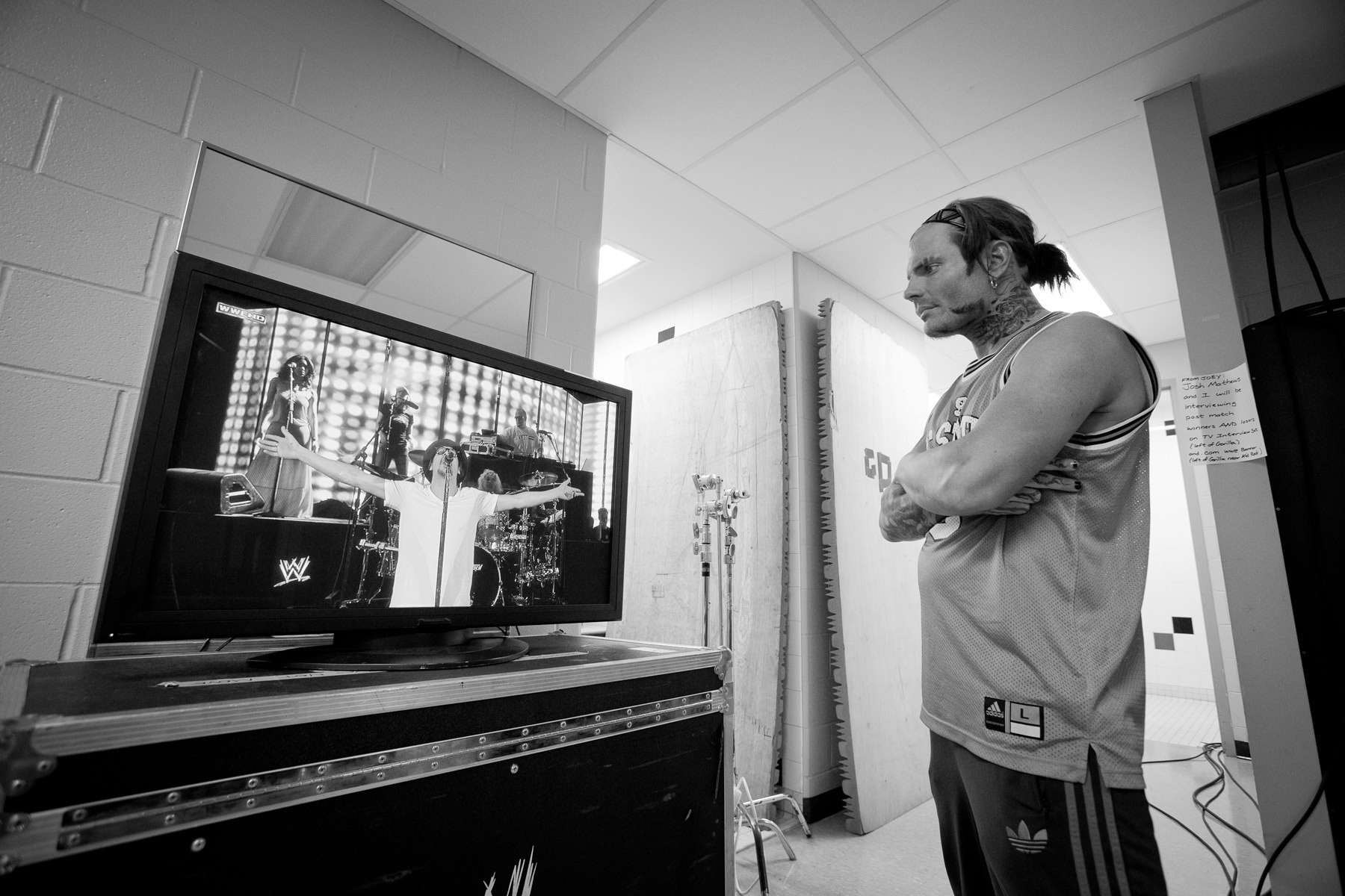 Documentary Photographer_WWE photography_Matt & Jeff Hardy_Diary_13