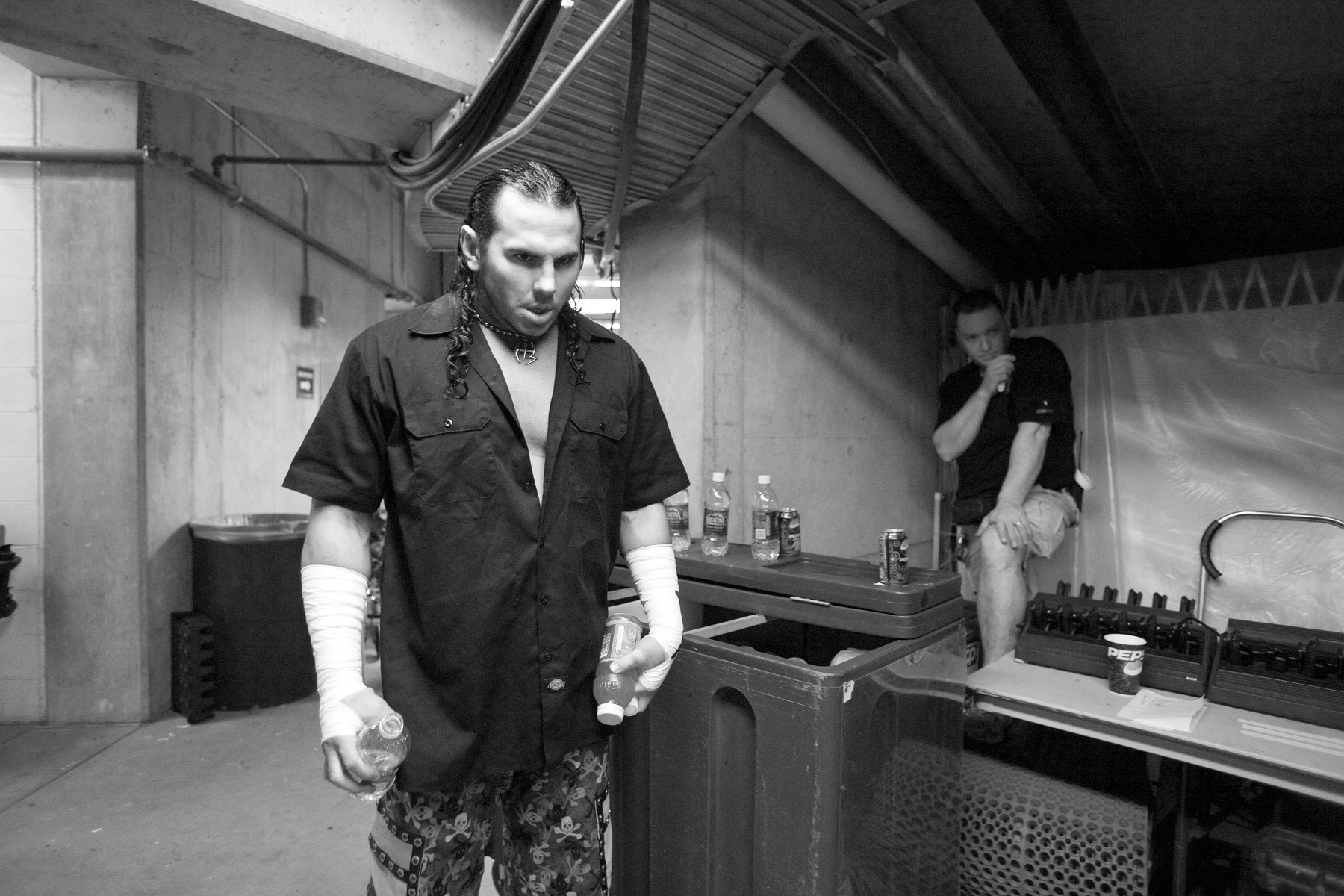 Documentary Photographer_WWE photography_Matt & Jeff Hardy_Diary_09