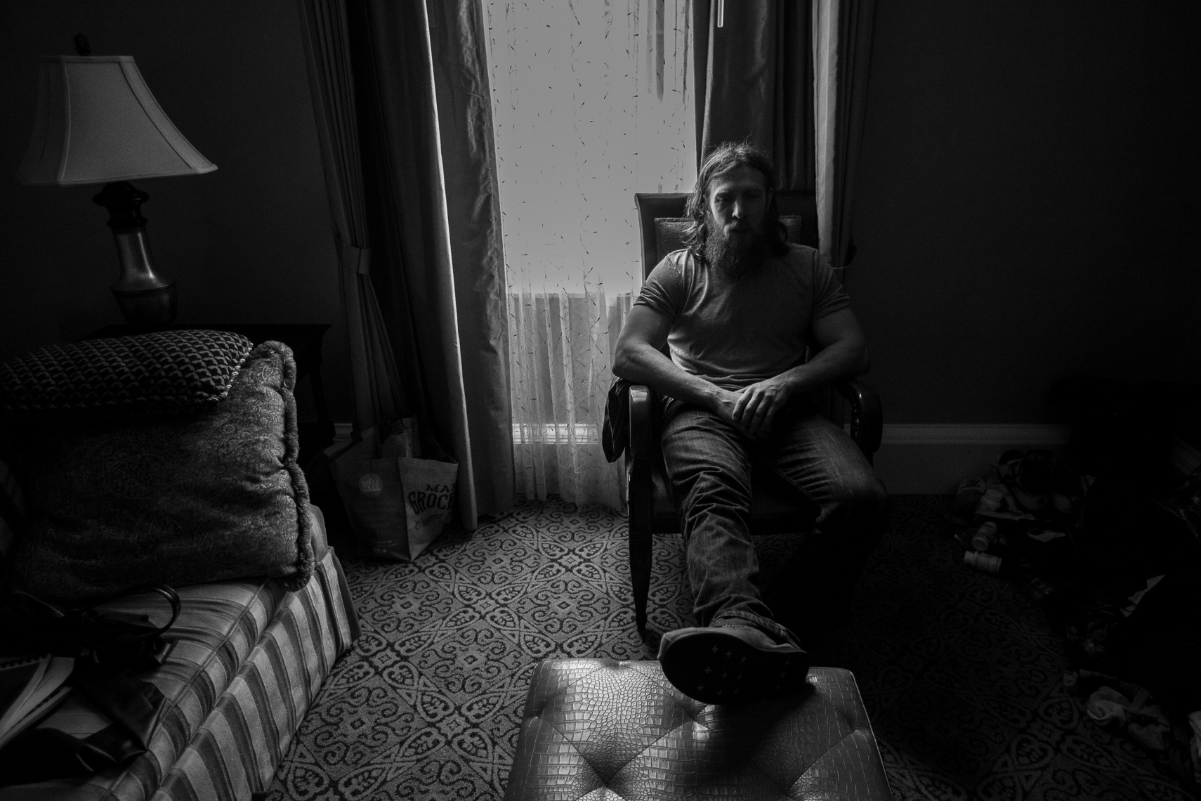 Documentary Photographer_WWE photography_Daniel Bryan_Diary_35