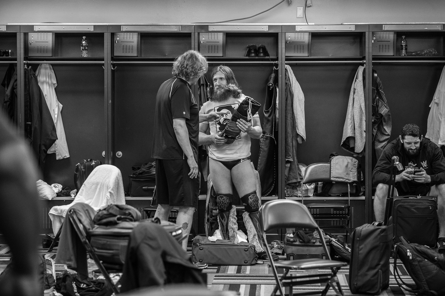 Documentary Photographer_WWE photography_Daniel Bryan_Diary_42